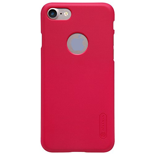 Nillkin ip7-shield-red Super Frosted Shield Étui pour iPhone 7, rouge