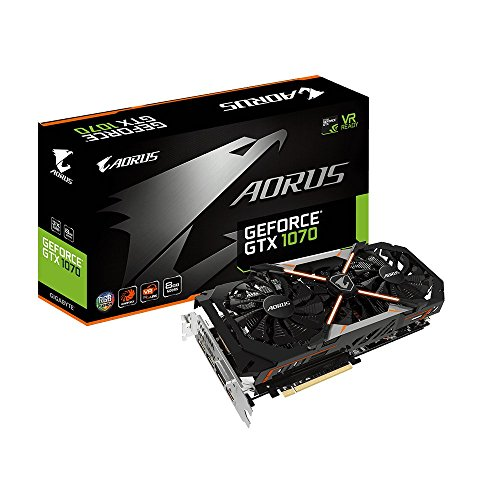 Gigabyte Aorus GTX 1070 Graphics Card