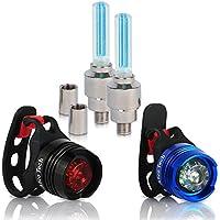 Abco Tech Bike Light Set