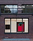 Michael Craig-Martin - Less Is Still More, Martin Hentschel and Michael Craig-Martin, 3866788800