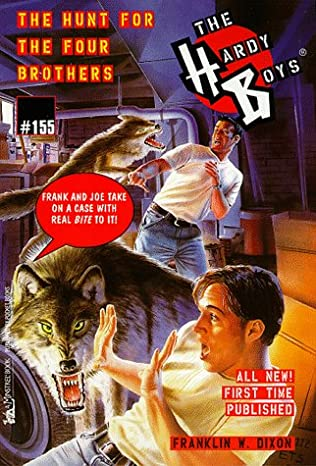 book cover of The Hunt For Four Brothers