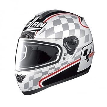 Casco Integral N63 Moto GP 38. Talla XL