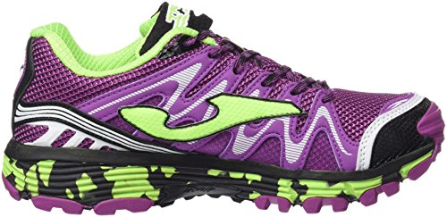 Joma Tk.trek Lady 619 Morado - Zapatillas de correr en montaña Mujer MORADO