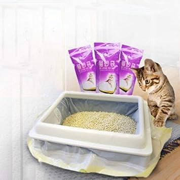 Bolsa para arena de gatos, para mascotas, gatos, productos de ...