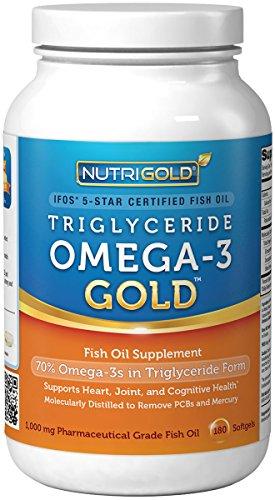 # 1 Omega 3 Fish Oil Capsules -