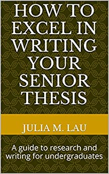 Online thesis writing your senior