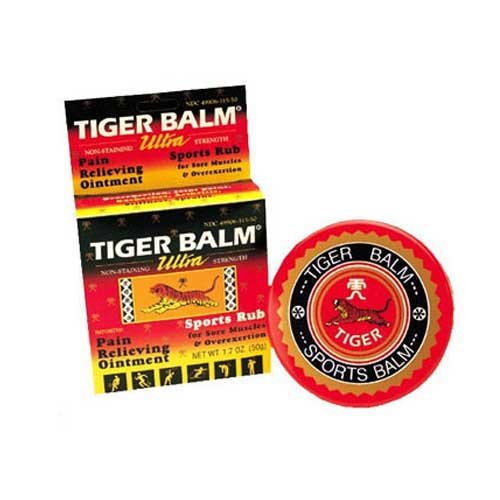 Tiger Balm Balm White Ultra Sprt