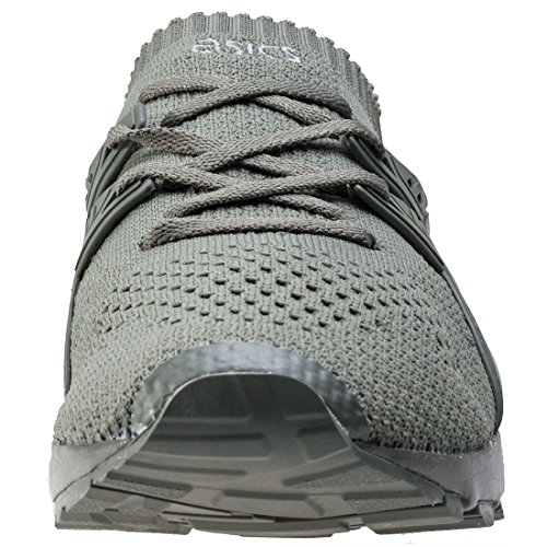 ASICS Hombres Agave Verde Gel Kayano Knit Zapatillas-UK 10