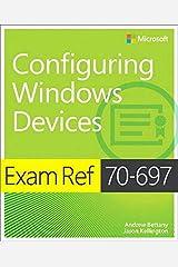 Exam Ref 70-697 Configuring Windows Devices Capa comum