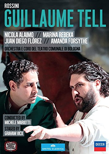 Rossini Guillaume Tell [Blu-ray] (Guillaume Tell Rossini)