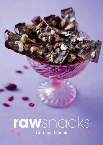 Raw Snacks by Caroline Fibaek