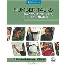 Number Talks: Fractions, Decimals, and Percentages