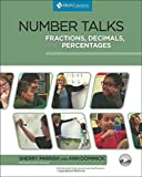 img - for Number Talks: Fractions, Decimals, and Percentages book / textbook / text book