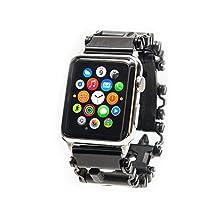 ChronoLinks Leatherman Tread Watch Adapter - Stainless Steel (Apple 42mm)