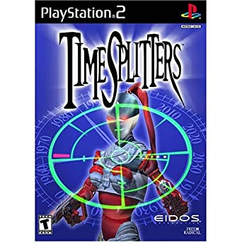 Amazon.com: Time Splitters PS2...