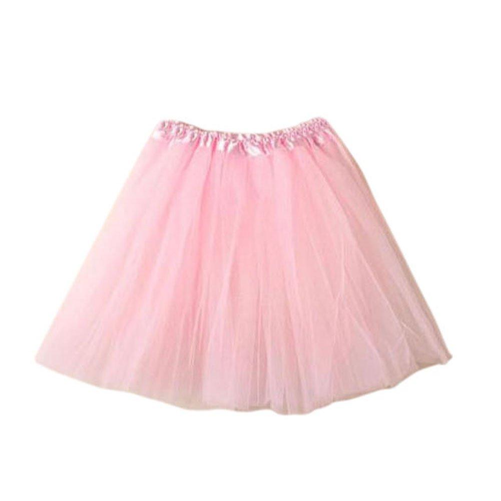 Bravlady Women's Tutu Skirt Princess Party Skirt Mini Dress Dress up & Fairy Costumes