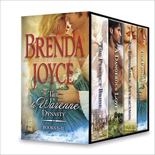 Brenda Joyce The de Warenne Line Series Books 8-11: The Perfect Bride\A Dangerous Love\An Impossible Attraction\The Promise