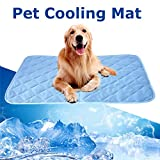 Ubei Summer Cooling Mats Ice Blanket Pet Ice Pad for Dogs Cats Kennel