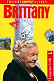 Front cover for the book Brittany, Insight Compact Guide by Insight Guides