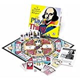 The Play's the Thing Board Game by TaliCor