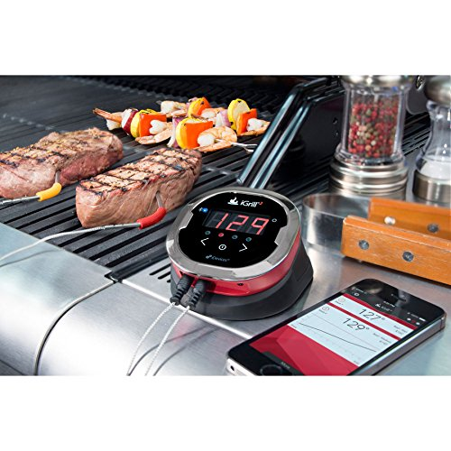 iDevices iGrill2: Touch Wireless Digital Thermometer by iDevices