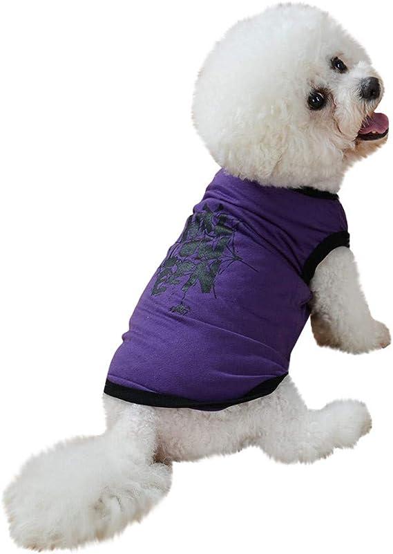 Sylar Ropa De Halloween para Mascotas, Camisetas Sin Mangas para ...