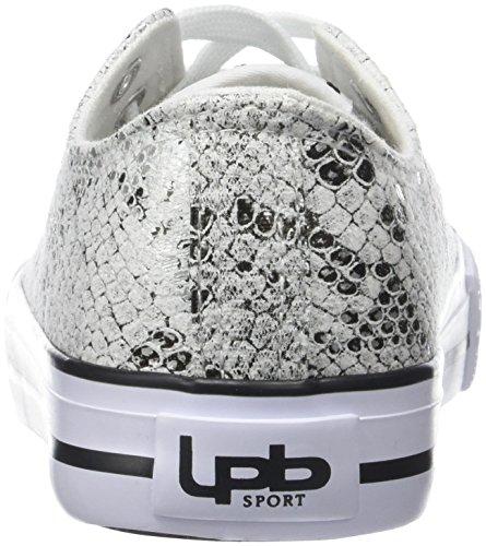 Les Ptites Bombes Damen Anais Sneaker Weiß (Blanc)