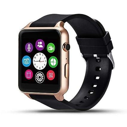 Amazon.com: LEMFO GT88 Smart Watch Waterproof Bluetooth ...