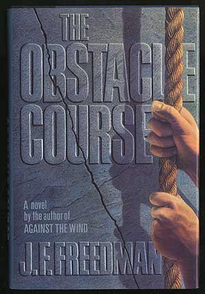 book cover of The Obstacle Course