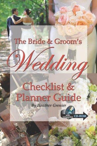 The Bride & Groom's Wedding Checklist & Planner