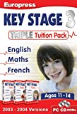 Key Stage 3 Tuition English Maths French