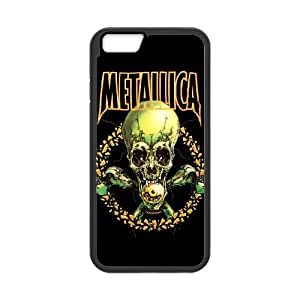IPhone 6 Plus 5.5 Inch Phone Case for Classic Band METALLICA Theme pattern design GCBMAT958185