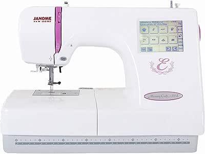 Janome 350e Memory Craft máquina de bordado: Amazon.es: Hogar