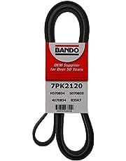 Bando 7PK1040Cinturón Serpentina de calidad de fábrica, 7PK2120