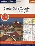 Rand Mcnally Santa Clara Street Guide, , 0528855255