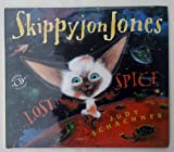 Skippyjon Jones Lost in Space with Audio Cd