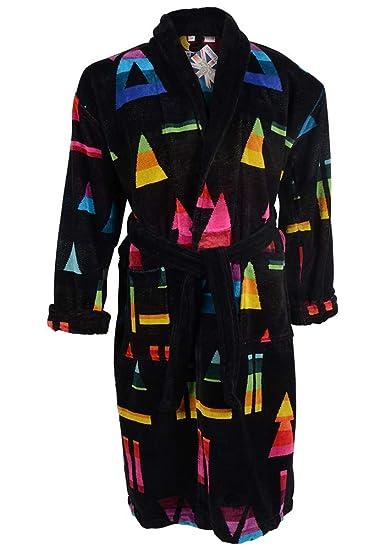 Mens Brighton 100% Egyptian Cotton Plush Shawl Collar Luxury Bathrobe -  Medium 167ef936d