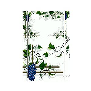 TYH - Artistical Delicious Food Series PatternHard Plastic Shell Case for Iphone 4/4s Case ending phone case