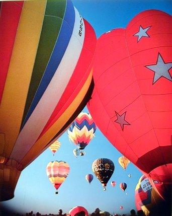 Hot Air Balloon Fiesta Albuquerque - 2