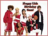 "Single Source Party Supply - High School Musical Edible Icing Image #3-8.0"" x 10.5"""