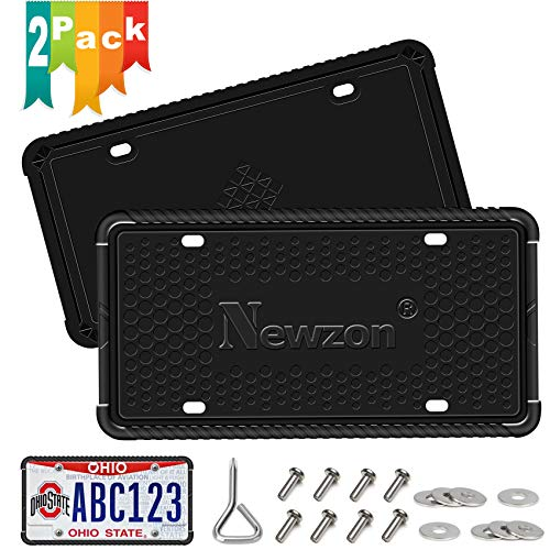 Top Car License Plate Covers & Frames