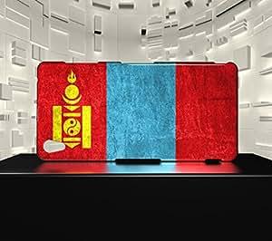 Funda Carcasa para Xpéria Z3 Bandera MONGOLIA 01