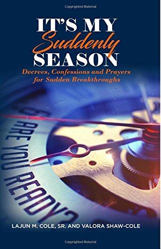 Read Online It's My Suddenly Season ebook