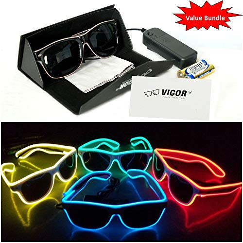 #1 LED Party Glasses Bundle for Party ,