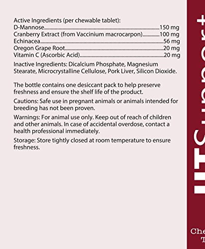 Image of Healthy Breeds Urinary Tract Infection Medicine for Dogs for Australian Cattle Dog - Over 200 Breeds - 75 Count - Relief for UT UTI Kidney & Bladder Infections