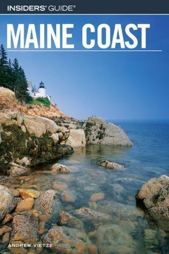 Read Online Insiders' Guide to the Maine Coast, 2nd (Insiders' Guide Series) PDF