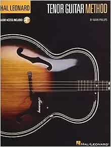 Hal Leonard Tenor Guitar Method (Book/Audio): Phillips