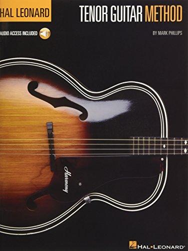 Photo Hal Leonard Tenor Guitar Method (Book/Audio)