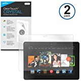 Kindle Fire HDX 7 Screen Protector, BoxWave® [ClearTouch - Best Reviews Guide