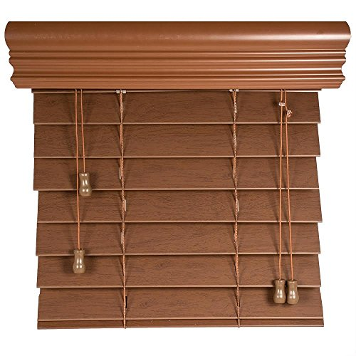 2-realgrain-faux-wood-blinds-36-length-20-30-widths-free-shipping-2-finishes